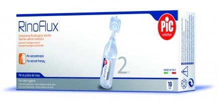 PiC Fiziološka raztopina RinoFlux 2mL 20X