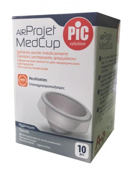 PiC Rezervna posodica za ultrazvočni inhalator