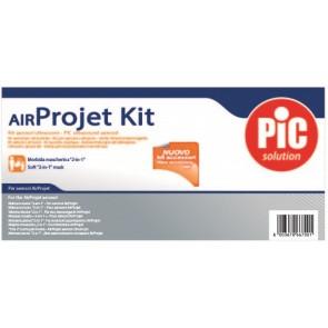 PiC Komplet pripomočkov za ultrazvočni inhalator